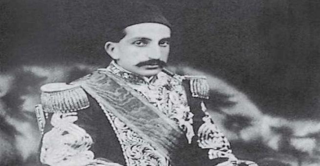 عزل الخليفة العثماني عبد الحميد الثاني