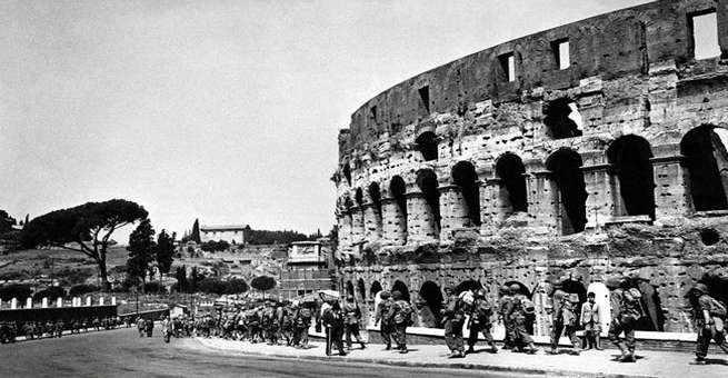 إيطاليا تعلن استسلامها في الحرب العالمية الثانية
