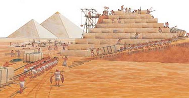 اكتشاف .. المصريون القدماء استخدموا الحديد في بناء الأهرامات