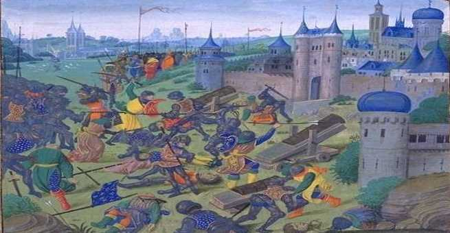 معركة نيكوبولس أعظم كارثة حلت على أوربا في العصور الوسطي