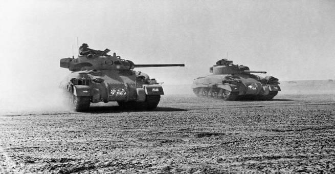 العطش .. سر هزيمة الألمان في معركة العلمين