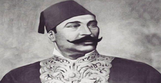 وفاة محمود سامي البارودي
