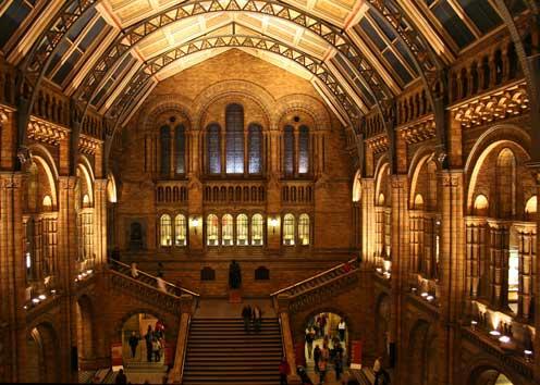 قصص تاريخية مرعبة في متحف لندن