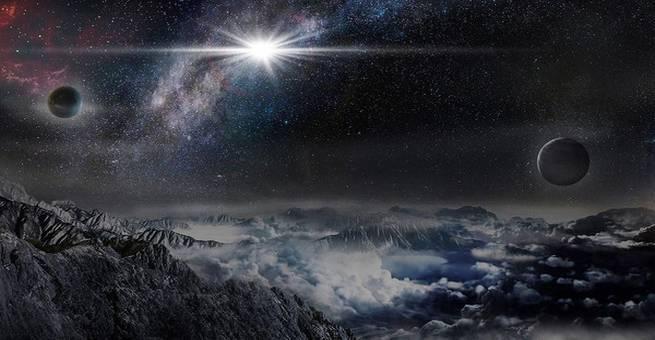 رصد أعنف انفجار لنجم في تاريخ الكون