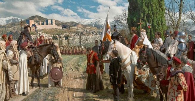 آخر معركة للمسلمين قبل ضياع الأندلس