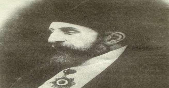 مولد السلطان العثماني عبد الحميد الثاني