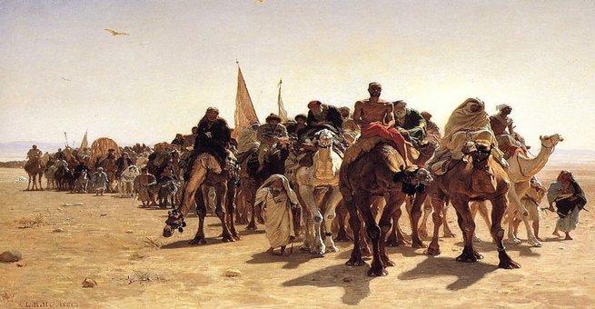 نص خطاب جعفر بن أبي طالب مع النجاشي ملك الحبشة