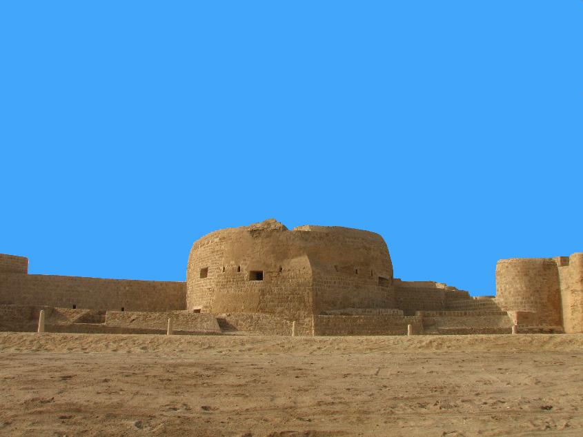 قصة الإسلام   بالصور   رحلة إلى قلعة البحرين التاريخية